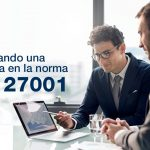 Certificacion ISO 27001 para empresas